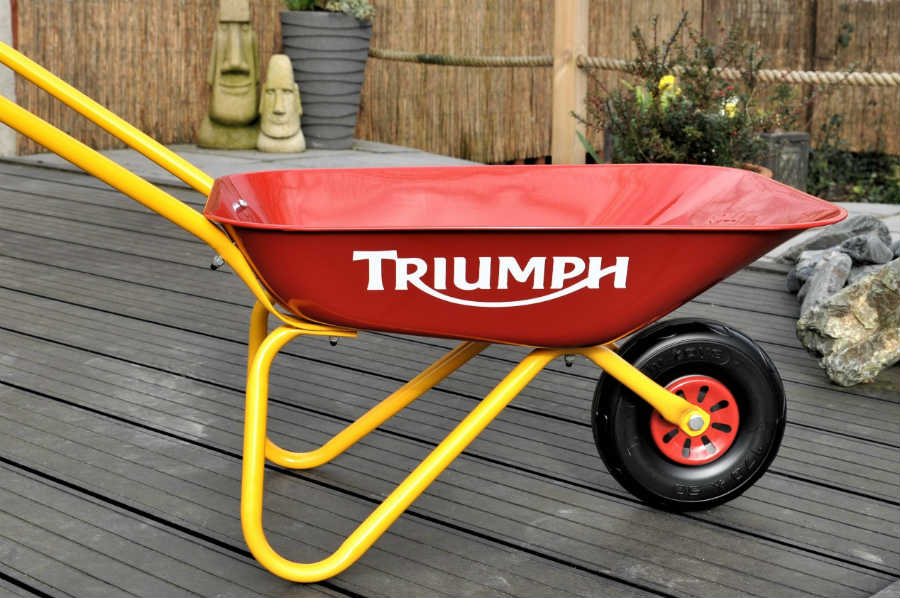 Triumph Childrens Wheelbarrow