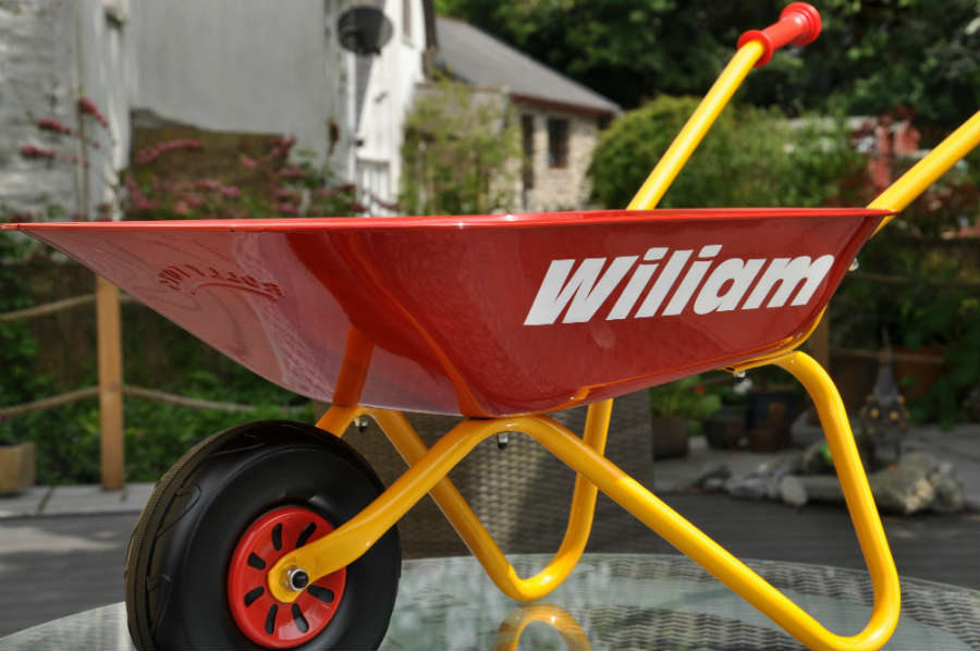William Childrens Wheelbarrow