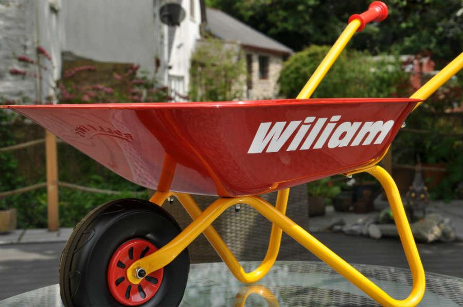 William Childrens Wheelbarrow